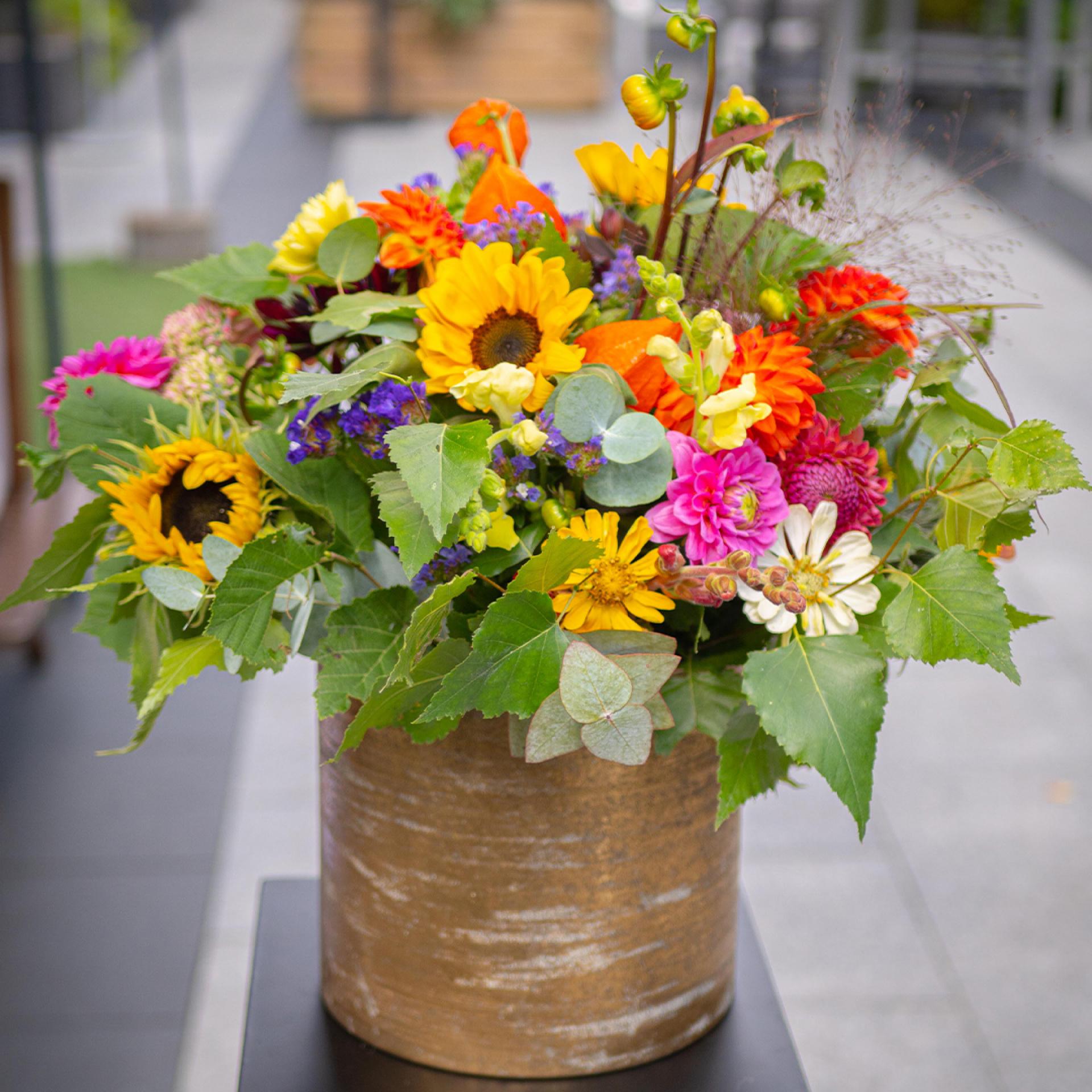 La Closerie du Kempferhof - Bouquet of the month